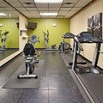 CountryInn&Suites Summerville FitnessRoom