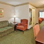 CountryInn&Suites Summerville Suite