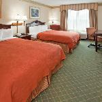 CountryInn&Suites Summerville GuestRoomDouble