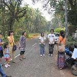 Old Goa Walk