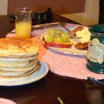 Delicious breakfast :)