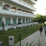 Część hotelowa