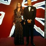 Kate & William.