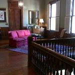 second floor lounge