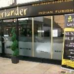 The Coriander Indian Fusion