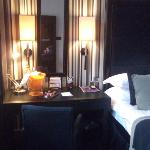 Dressing table in Junior executive suite