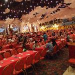 Buffet Dining Hall