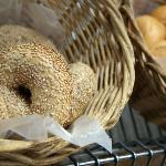 if you know a good bagel, you'll be blown away by the Grainery's.