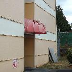exterior falling apart