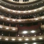 une soirée à l'opéra... juste en face