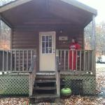 Babbling Brook cabin