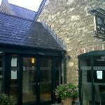 Bodnant Welsh Food Hayloft Restaurant
