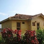 Two-bedroom hillside villa