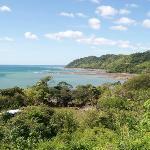Los Buzos bay and beach