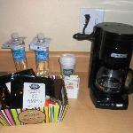Executive Suite- Coffee maker