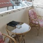 Room 14 balcony