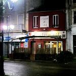 la façade du restaurant