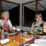 The Hideout Restaurant, a great place for gathering with Friends and Family