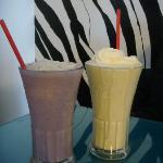 fruit smoothes