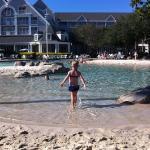 Sand bottom pool...amazing!