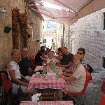 Dubrovnik Konoba Pizzeria Peline