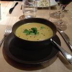 zuppa speziata al curry:deliziosa!