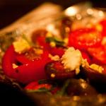 Tomato salad (7.5/10)