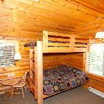 Our Bunk Rooms are great for families!