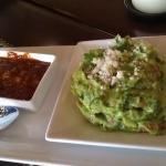 House made salsa and on demand made guacamole
