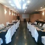 they have a new event room for 60 people and still room to dance
