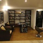 FoosBall & Library