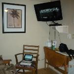 HD Flat Screen TV, living room