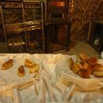 Les pains du boulanger