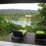 View of Erakor Lagoon
