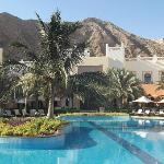 Al Waha poolside