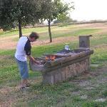 danilo al barbecue