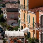 The Hotel Marinaro, Santa Teresa, Gallura, Sardinia