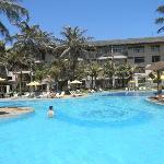 Area da Piscina Hotel
