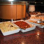 Buffet - Platos calientes