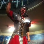 A Roman Welcome