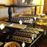 brunch dessertbuffet @les trois rois