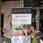 Lamont's front