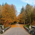 Bridge at Inveraray Castle