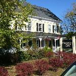 Kearsarge Inn October 2012