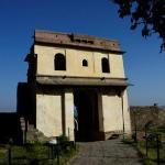 Gateway to Badal Mahal