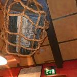 Il soffitto col baule
