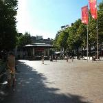 Place d'Arme-Padiglione cntrale