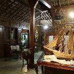Traditional Joglo house