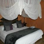Pondoro Lodge Sleeping Area