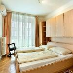 Central Apartments Vienna (CAV): Apartment 6: Bedroom 2nd view